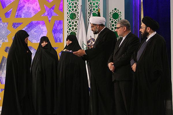 اختتامیه گروه آوا و نغمات چهل و یکمین دوره مسابقات قرآن برگزار شد